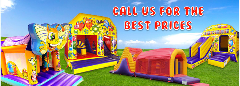 best bouncy castles in cork